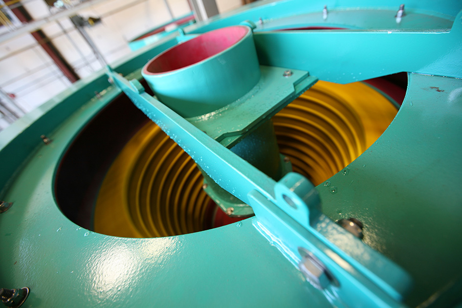 FLSmith Knelson concentrator cone